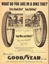 1954 vintage ad, Goodyear Bicycle Tires -122112