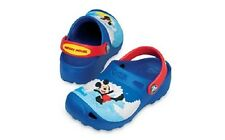 Boys/Girls MICKEY MOUSE CROCS ~ Summer ~ Sz 2 NEW NWT