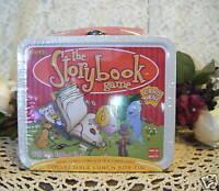 Storybook Game in Metal Lunchbox