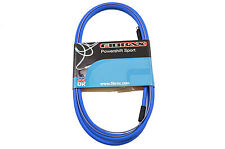 FIBRAX POWERSHIFT GEAR CABLE BLUE OUTER WITH STAINLESS INNER GEAR CABLE 1.4METRE