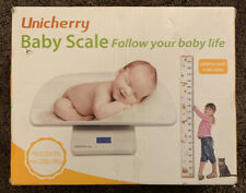 Unicherry Multi-Function Digital Baby Scale & Growth Chart