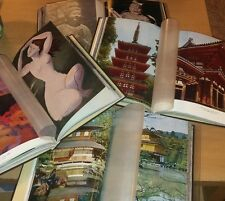 A Pictorial Encyclopedia of The Oriental Arts Japan in Four Volumes 1969 1 2 3 4