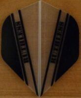 Ruthless V100 Dart Flights - 10 Colour Choices - Standard Shaped,1/3/5/10 Sets.
