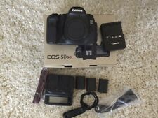 Canon EOS 5DS R 50.6MP Digital SLR Body + Extras