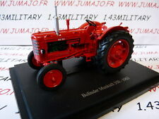 TR41 Tracteur 1/43 universal Hobbies BOLINDER Munktell 350 1963