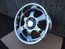 Prova Alloys Wheel's Pro - Terra Chrome 20'' NEW Set - 4 Wheels