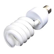 45W 220V E27 Energy Saving CFL Light 5500K Daylight Spiral Bulb Lamp Photography
