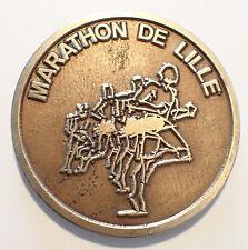 MEDAILLE - MARATHON DE LILLE (5422J)