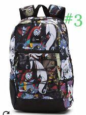 NWT Vans X Disney Nightmare Before Christmas Backpack