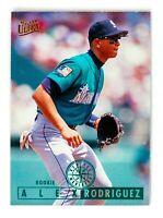 Alex Rodriguez #331 (1995 Fleer Ultra) Rookie Baseball Card, Seattle Mariners