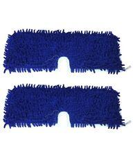 2 Replacements O-Cedar Dual Action Microfiber Flip Mop Pads