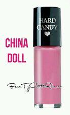 LOT 3 Hard Candy Nail Polish CHINA DOLL .26oz ALL NEW * 3 same shade polish pink