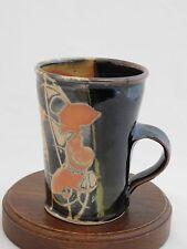 American Pottery Artist Susie Rubenstein Glazed Mug