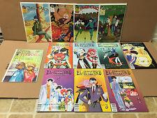 lot Comics the Fangs of Kaath Rare 1 3 4 5 el hazard Tales of the Fehnnik