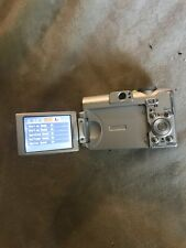 Canon PowerShot A630 8.0MP Digital Camera - Silver  /  Camera Only Tested