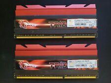 G.SKILL Trident X Series 16GB (2x8GB) DDR3 19200 2400MHz (F3-2400C10D-16GTX)