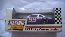 Voiture neuve nascar course rallye 1/64 Ricky Craven Lumina!Edition limitée!
