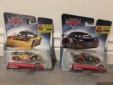 Disney Cars Carbon Racer Series Rare Miguel Camino Max Schnell