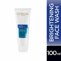 L'Oreal Paris White Perfect Facial Milky Foam Brightening Face wash 100ml