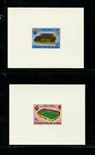 Congo (PR) 1982 Soccer/Football World Cup Scott C276-80 Set of 5 Deluxe Proofs