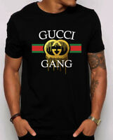 Gucci Gang Lil' Pump Inspired Men's T-shirt. Hip Hop Music Drippin Esketit shirt