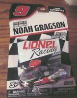 Noah Gragson #9 NASCAR Authentics Lionel Racing 2020 Wave 4 1/64 Die-Cast Car