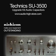 Technics SU-3500 Upgrade Kit Audio Kondensatoren
