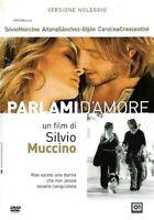 PARLAMI D'AMORE (2008) un film di Silvio Muccino - DVD EX NOLKEGGIO - 01
