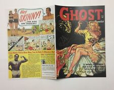 Ghost Comics #2 Photocopy Replica Comic Book