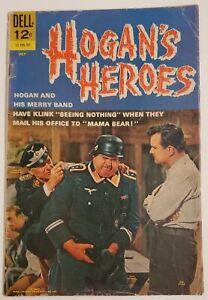HOGAN'S HEROES NO. 7 - DELL COMICS - JULY 1967