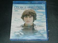 George Harrison: Living in the Material World [Blu-ray] [Region 1]