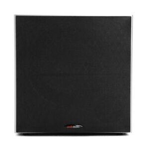 "Polk PSW10 10"" 100W M Series Subwoofer Home Sound Stereo/Theatre Speaker Black"