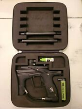 Planet Eclipse Etek 5 Black Paintball Marker With OLED Board