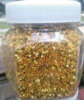 100% Pure Raw Fresh Organic Natural Pollen Bee Bread حبوب لقاح عسل نحل