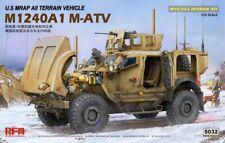 Rye Field Model 5032 U.S MRAP All Terrain Vehicle M1240A1 M-ATV 1/35