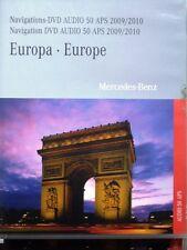 Navigations-DVD AUDIO 50 APS / EUROPA 2009/2010  E-Klasse ab 2009 NTG4-212 lachs