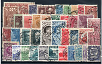 Poland - (39) Older Used Issues      /       Lot 1020260