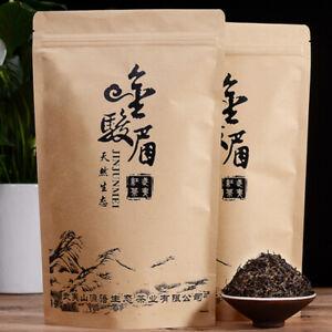 New Supreme Organic 500g Jin Jun Mei Jinjunmei Golden Eyebrow Wuyi Black Tea