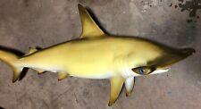 "Pflueger Hammerhead Shark Fish Wall Mounted 91"""