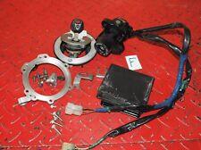Schloßsatz Zündschloß CDI Steuergerät lock key set Tank Yamaha YZF R1 RN12 F