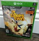 It Takes Two Xbox One / Series X *SEALED* Brand New