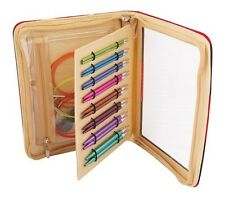KnitPro ZING Deluxe Set, farbige Alu Stricknadeln, ausw. Nadelspitzen Art. 47404