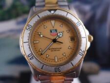 Beautiful Classic Men's/Ladies Tag Heuer Professional 2000 SS Quartz Watch 41mm