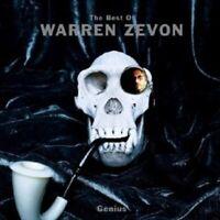 WARREN ZEVON - GENIUS-THE BEST OF CD POP 22 TRACKS NEU