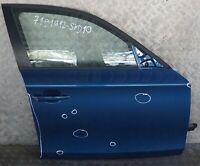 BMW 1 Series E87 Door Front Right O/S Sydneyblau Sydney Blau Blue - A19