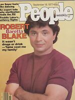 SEPT 19 1977 PEOPLE magazine (UNREAD - NO LABEL) - ROBERT BLAKE