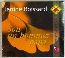 Janine Boissard Sois un homme papa Livre Audio VDB MP3