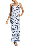 Tommy Bahama Border Tiles Maxi Print Dress size XXS NWT $168