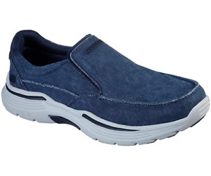 Skechers Men's Relaxed Fit Expended - Upsen Slip-on Sneaker, Color Options