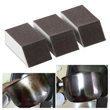 AU_ Kitchen Nano Sponge Cloth Dish Washing Towel Oil Dirt Rust Remover Cleaning
